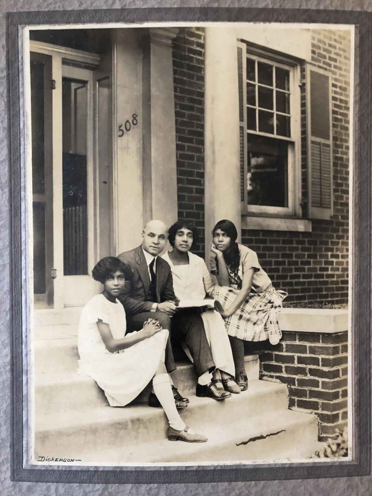The Hughes family.