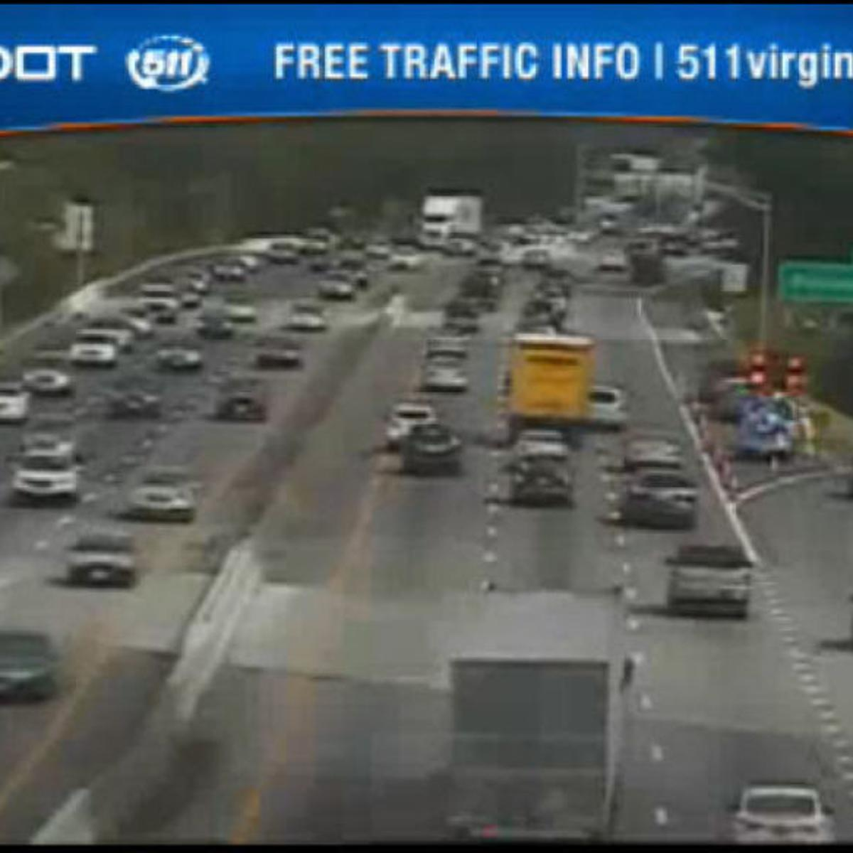 TRAFFIC: Accident on I-95 South in Richmond cleared | Latest News