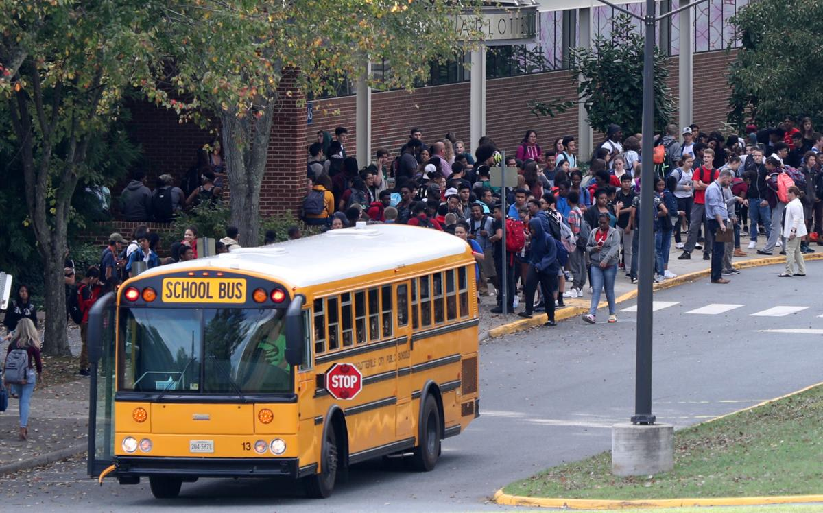 City schools lockdown