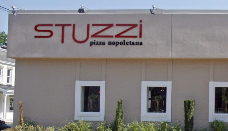 Food And Drink: Cheap Eats: Stuzzi $3 Pizza Night