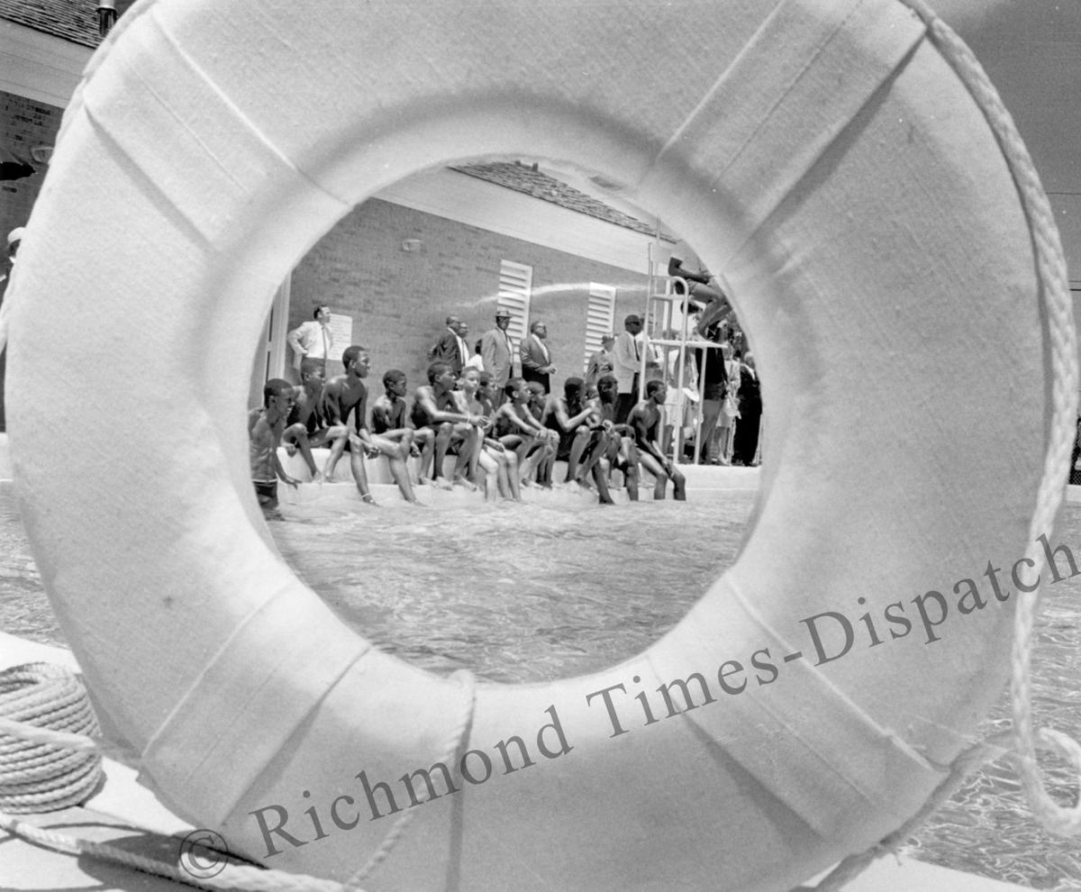 Blackwell Swimming Pool From The Archives