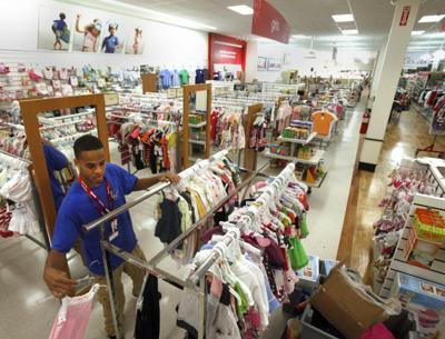 Tj Maxx Homegoods Combo Store Opens In Chesterfield Business