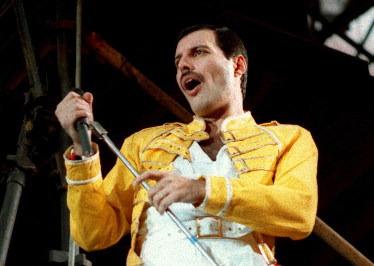 Freddie Mercury Asteroid