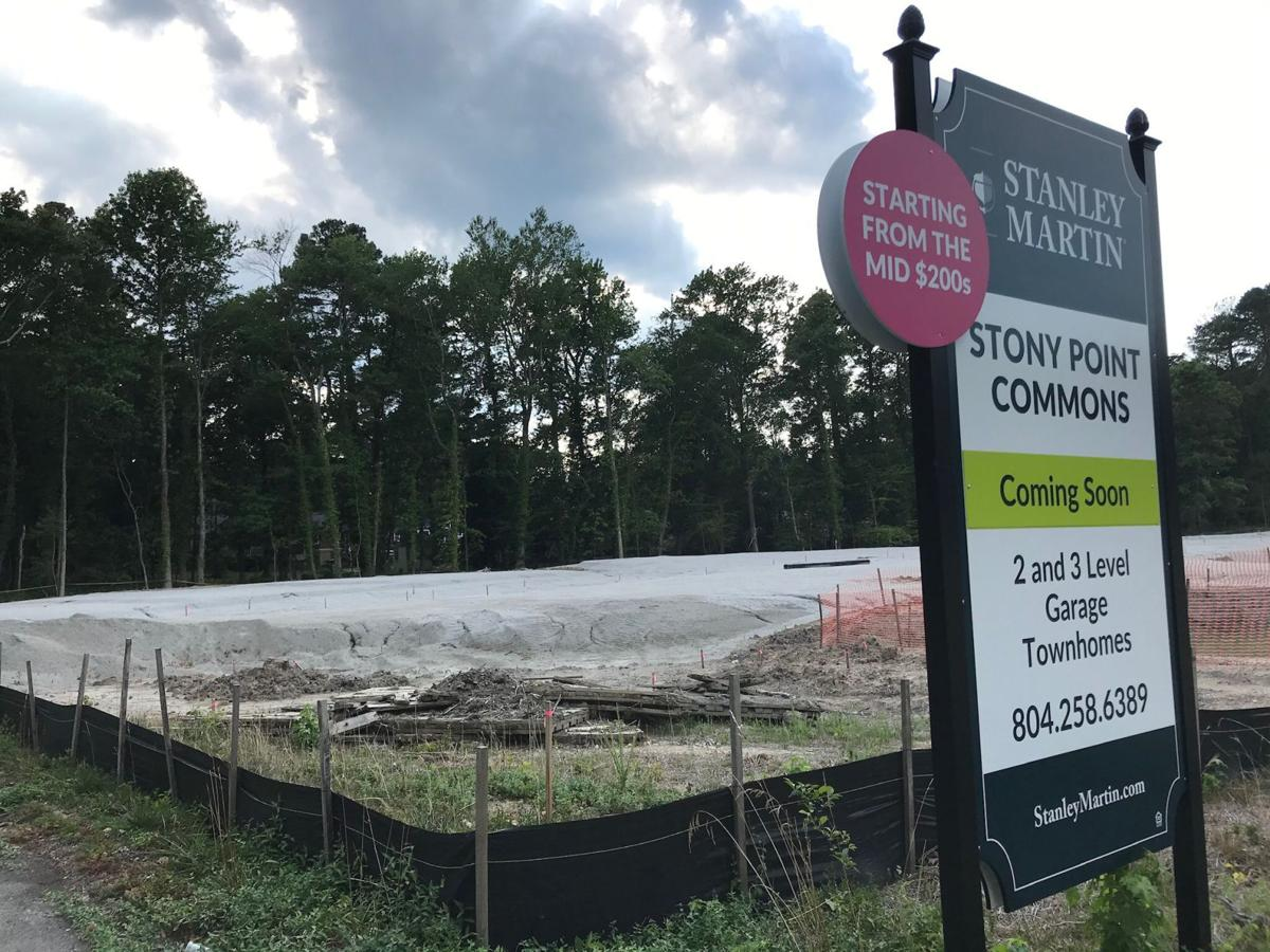 Stony Point Commons site