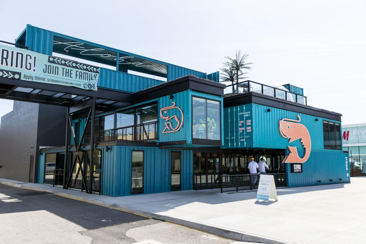 Island Shrimp Co.