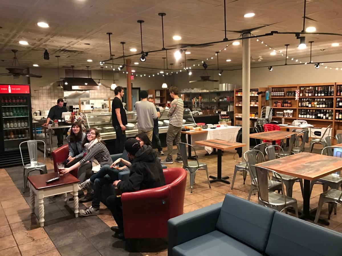 Restaurant news: Branch & Vine opens, C\'est Le Vin closed for ...