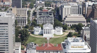 Capitol Square aerial