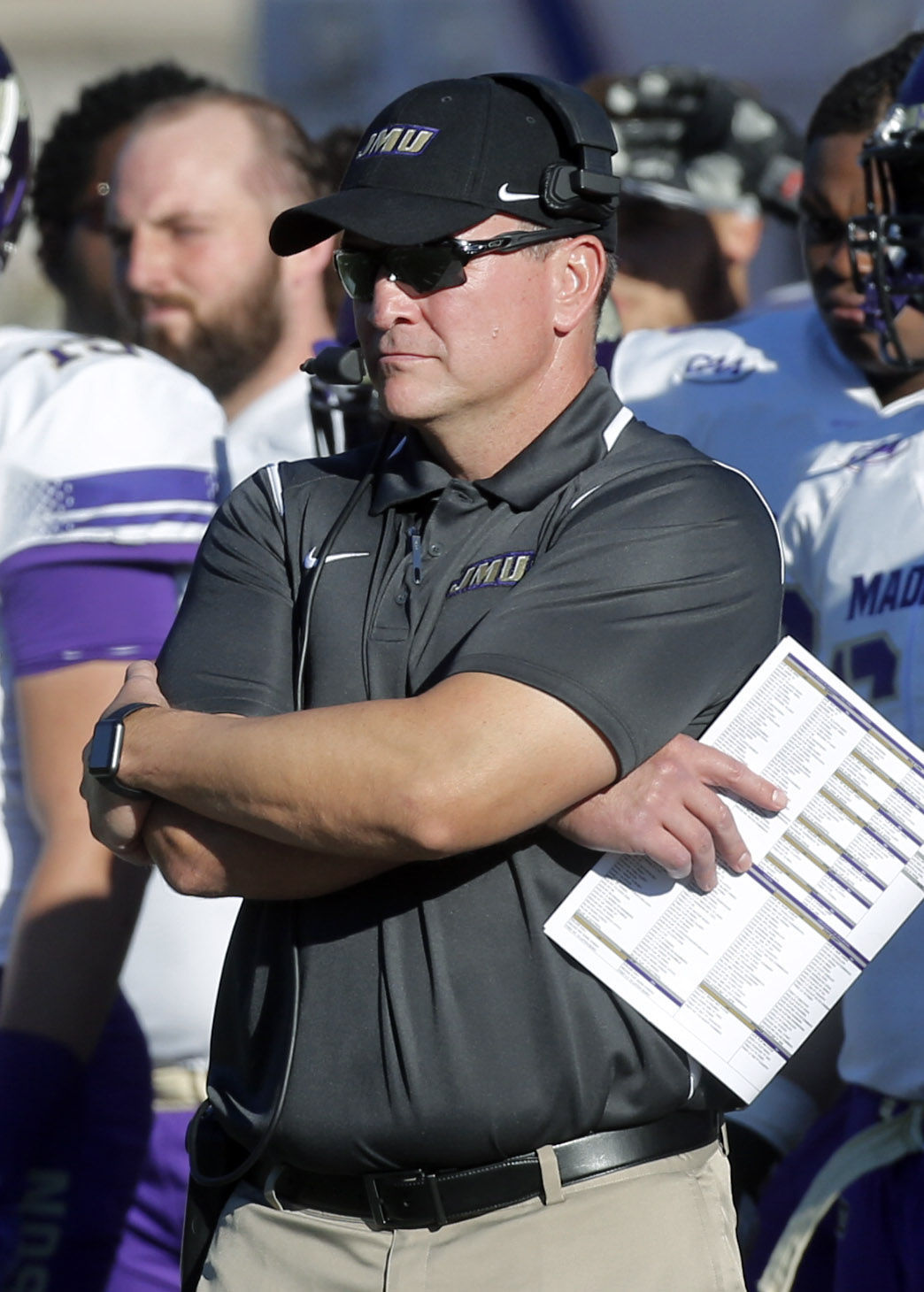 Seven jmu football players suspended prior to fcs for James madison pets
