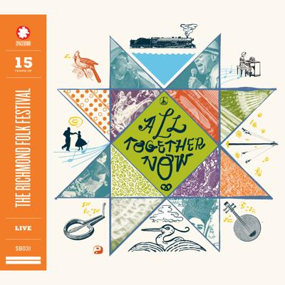 Folk Fest compilation album