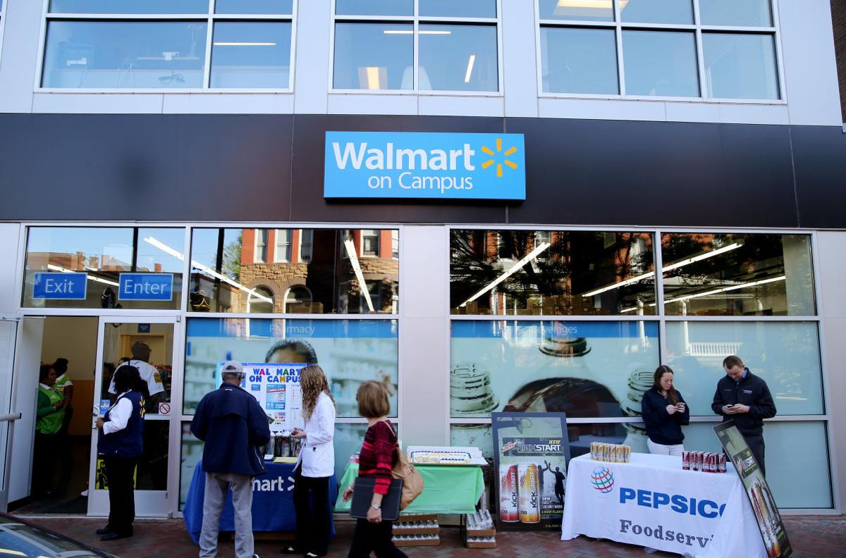 Walmart opens mini store on VCU\'s campus | Local | richmond.com