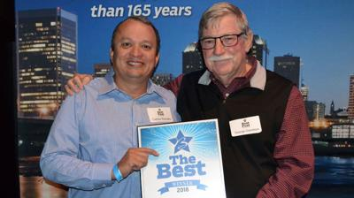 Davidson Roofing Best Fest Award