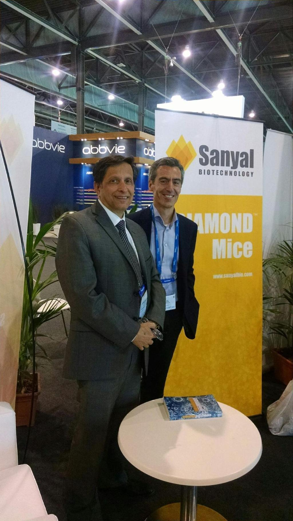 Sanyal Biotechnology's mice could be game changer in world of liver