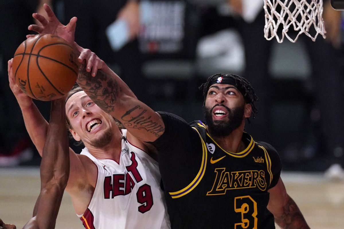 Game 3 Of Nba Finals Looms Lakers Leading Heat 2 0 So Far Professional Richmond Com