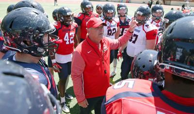 Spiders Football Will Hold Tryouts Among Student Body With Goal Of