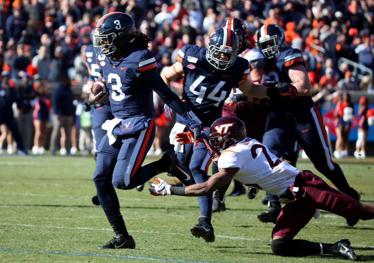 UVA-Virginia Tech football