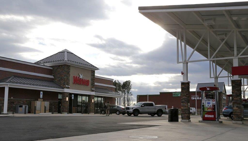 Wawa store where George Buschmann fatally shot Robert Gooch