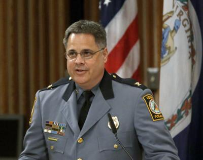 New Henrico Police Chief