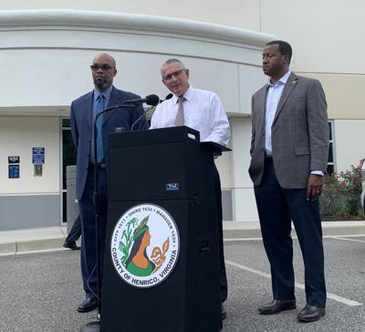 Henrico press conference on KKK propaganda found in Glen Allen