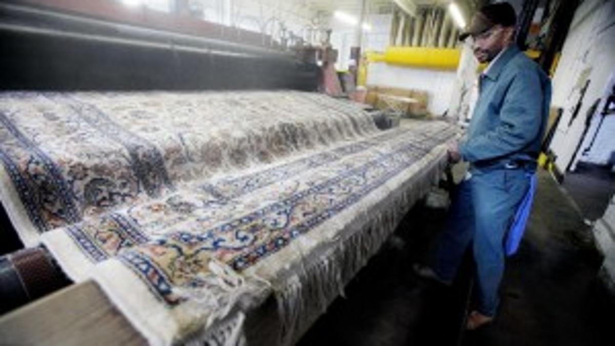 Mercer Rug Cleansing Sold At Auction Business News Richmond Com