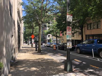 Downtown Richmond shooting