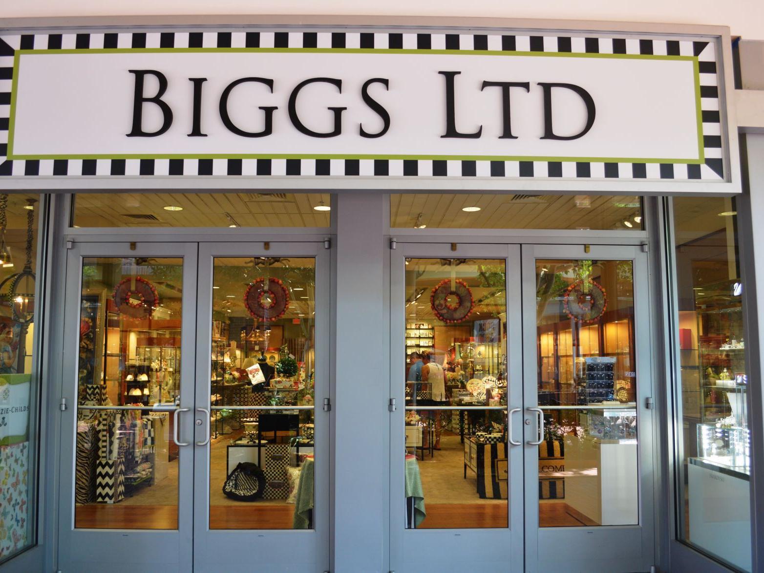 Biz Buzz Biggs Gift And Home Decor Store Relocates To Stony Point Fashion Park Business News Richmond Com