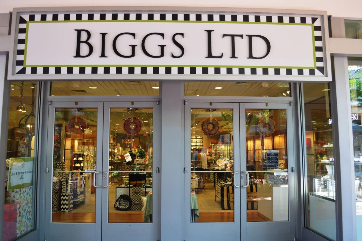 biz buzz biggs gift and home décor store relocates to stony point