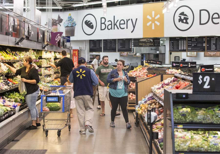 Walmart remains No. 1 in local grocery rankings; Kroger a close second