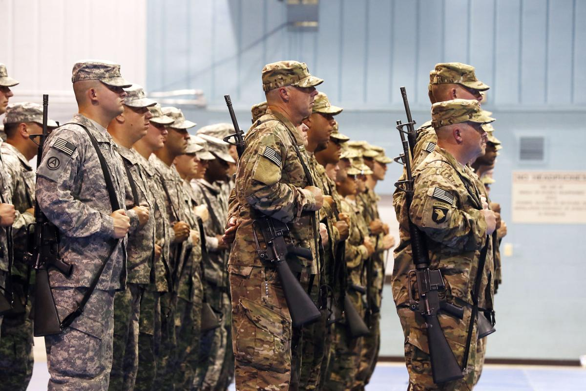 15 years of war after 9 11 has big impact on military heavy