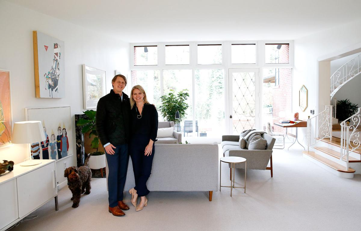 Richmond architects took only a light touch to their \'new-old ...