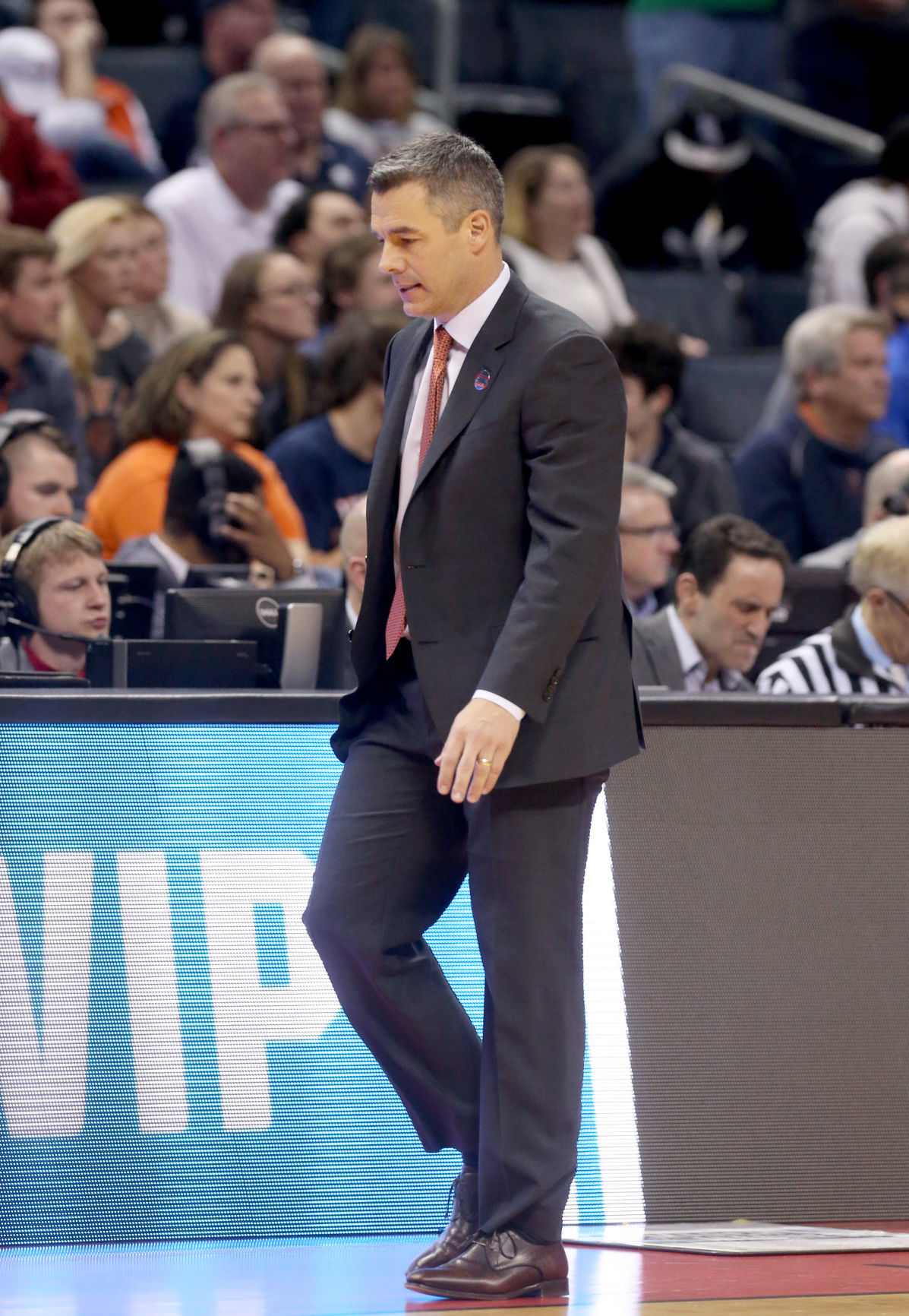 NCAA Virginia UMBC Basketball