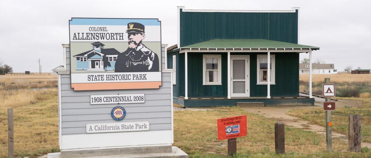 Allensworth State Historic Park