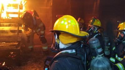 Powhatan firefighters receive grant for almost $600K