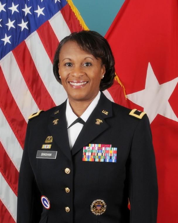 Bingham to receive promotion to brigadier general | News ...