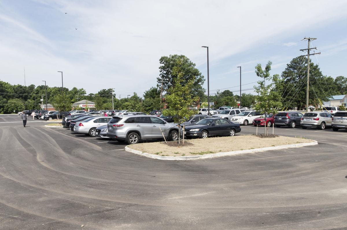 Amtrak announces completion of parking expansion at Staples