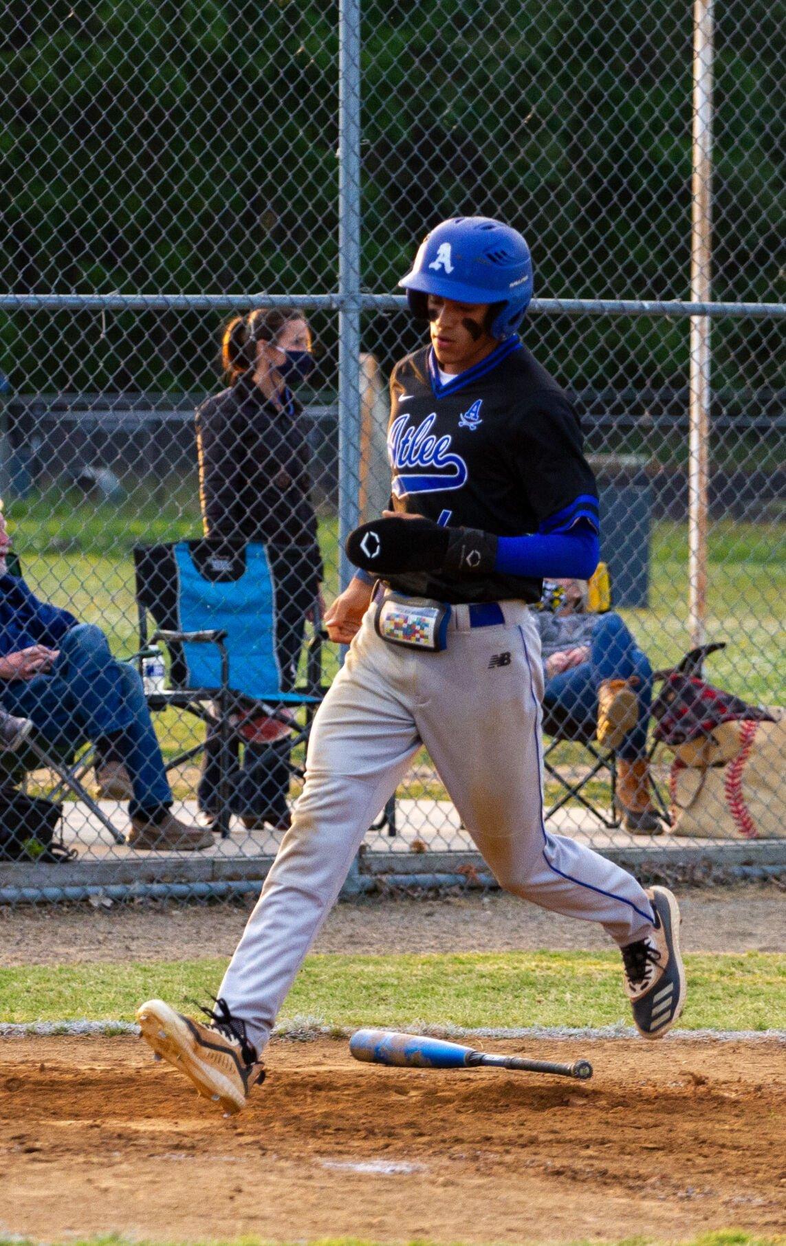 Atlee at Patrick Henry baseball: Montoya scores