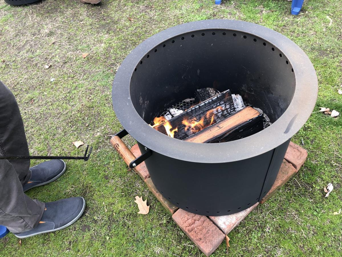 Startup Spotlight Local Entrepreneurs Offer No Bad Seat Around The Fire With Burly Fire Pits Plus Richmond Com