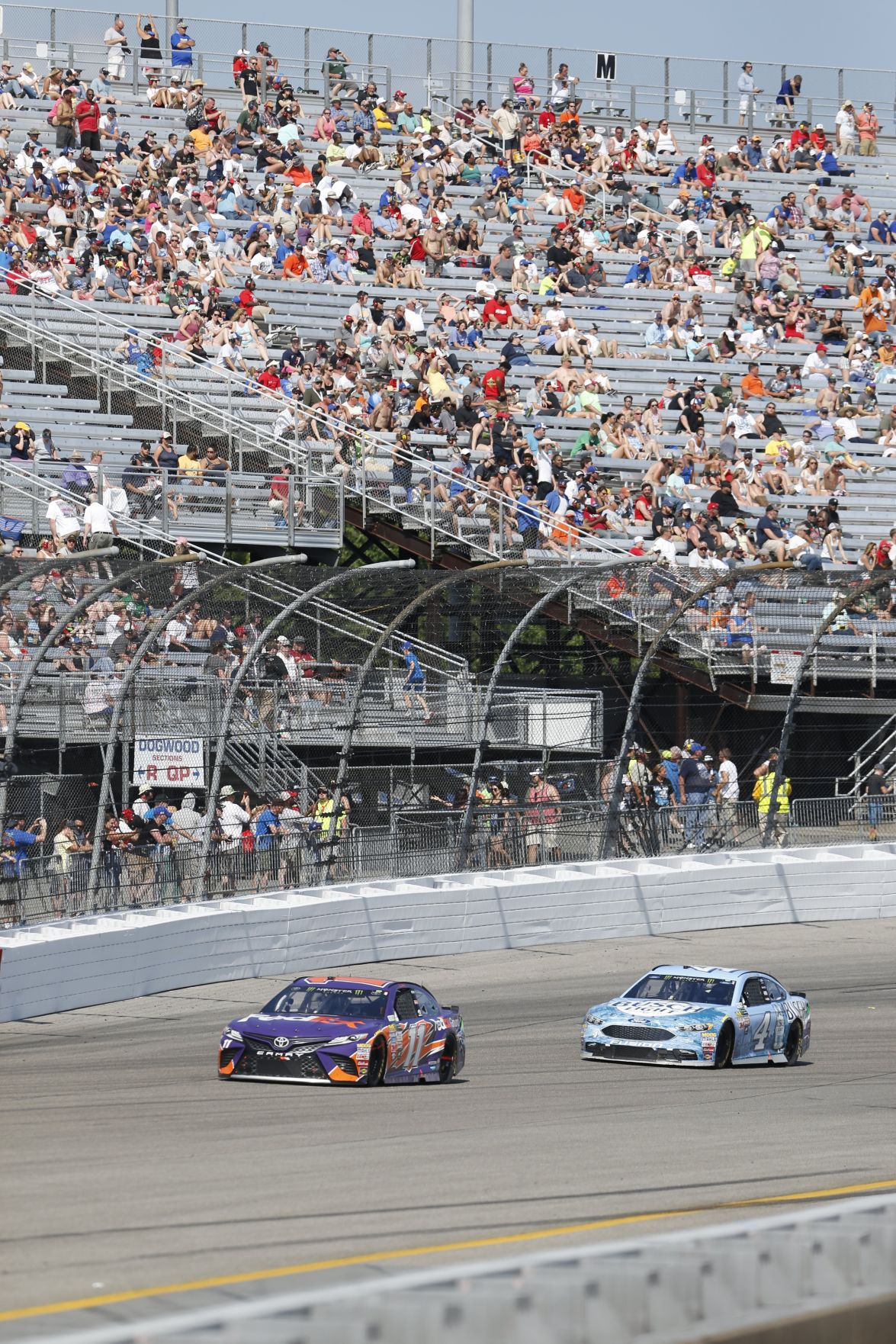NASCAR race at Richmond that sold 112,000 tickets a decade ago is ...