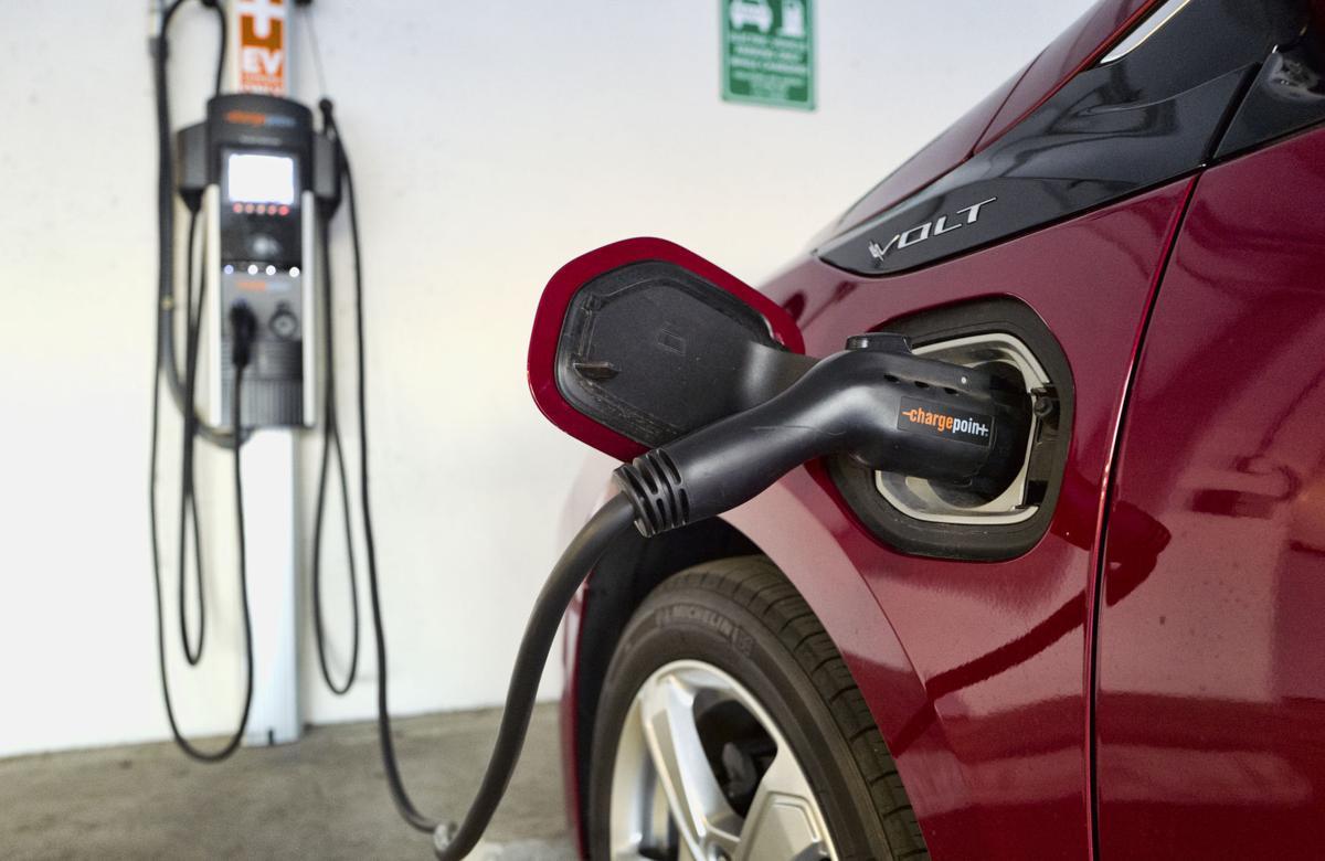 GM Strike-Electric Vehicles