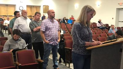 Powhatan Board of Supervisors approves two solar projects