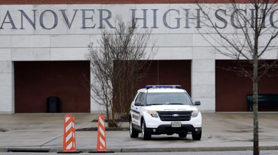 Hanover High School among at least 10 Virginia schools where