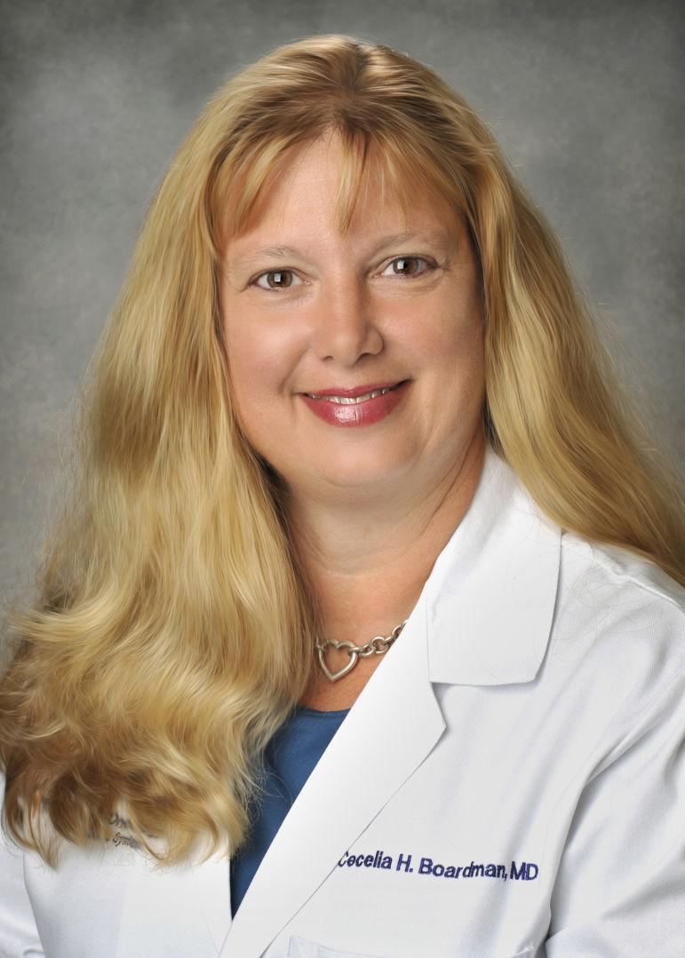 Dr. Cecelia Boardman