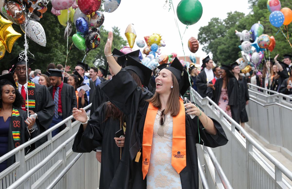 UVa Graduation