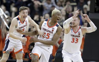 5 9 seconds to remember: How one of the biggest shots in UVA