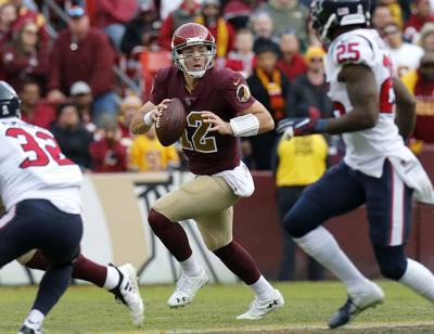 What s next  Redskins searching for a backup QB 70f9eaad5