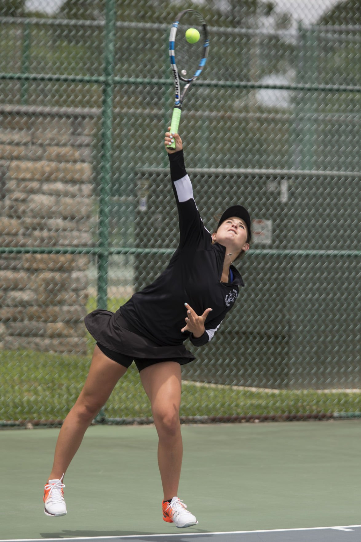 5A state singles tennis championship