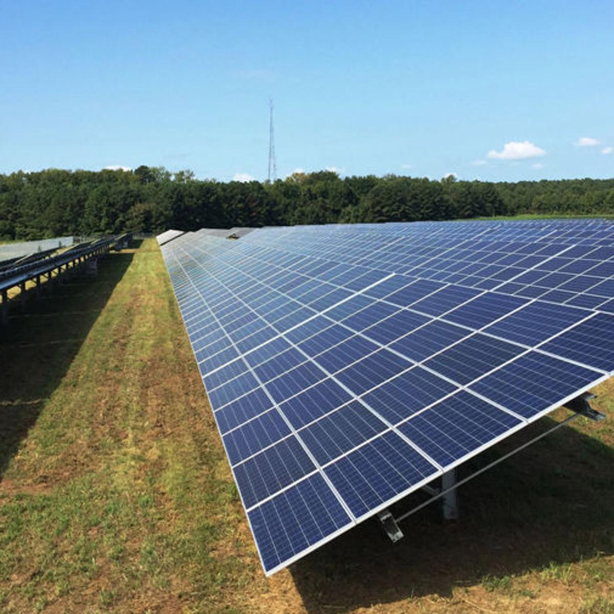 Solar farm proposed for Hanover County | Hanover County