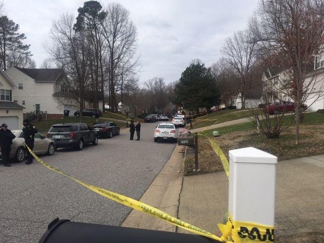 Chesterfield death investigation