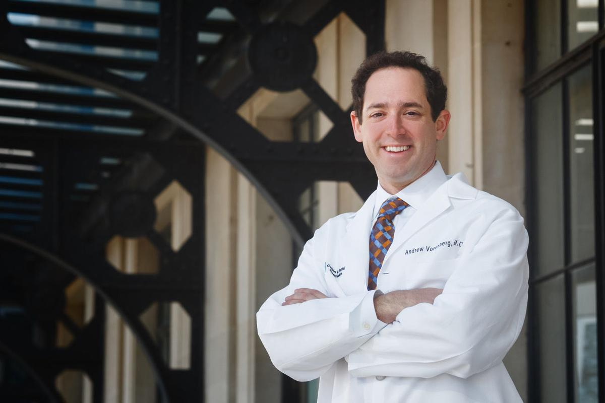 Dr. Andrew J. Vorenberg headshot