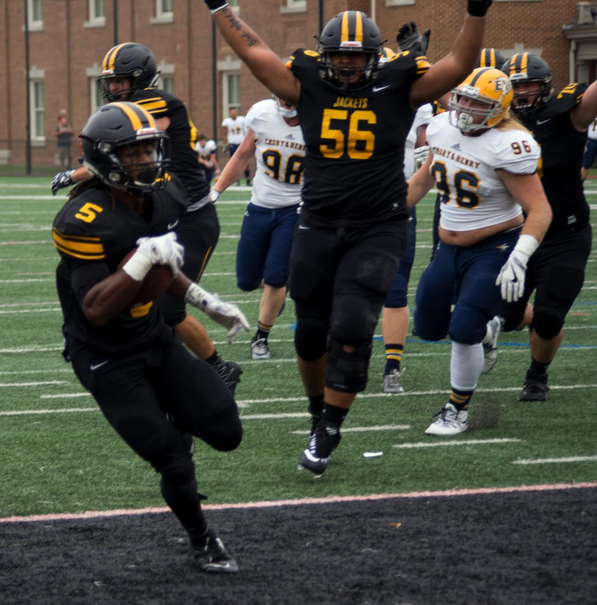 randolph-macon takes sting out of wasps | sports | richmond