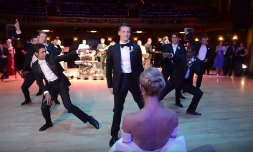 Richmond Ballet wedding video
